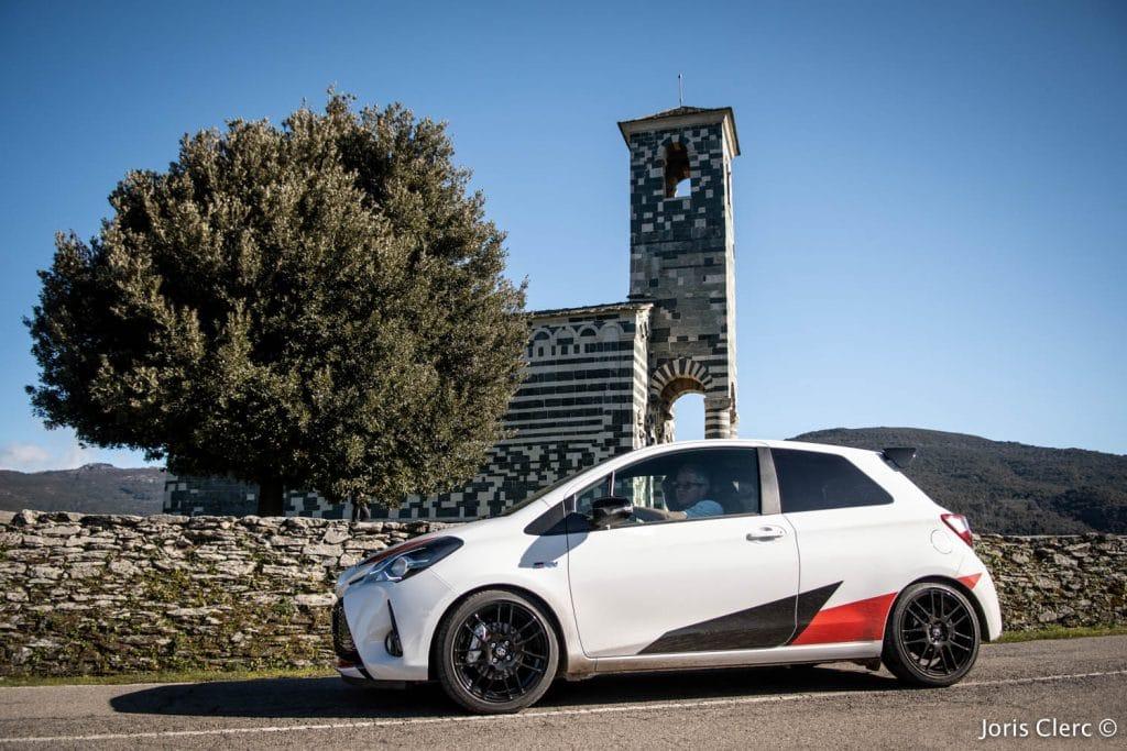 Toyota Yaris GRMN - Tour de Corse 2018 - Joris Clerc ©