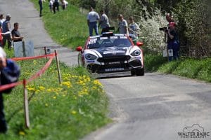Lyon Charbonnières 2018 - Team Milano Racing - Abarth 124 Rally