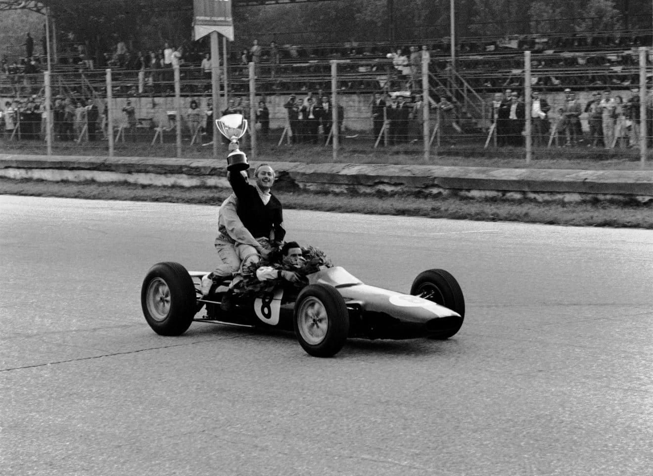 Jim Clark Monza 1963