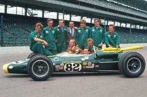 Jim Clark Indy 1965 - Lotus T38 - Team Lotus