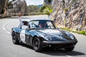 Tour Auto 2018 étape 5, Aix en Provence - Nice