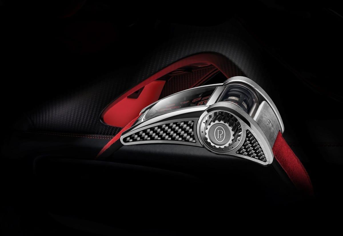 Parmigiani Fleurier Bugatti Type 390