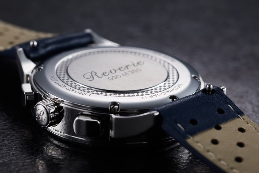 REVERIE GT Driver's Chronograph