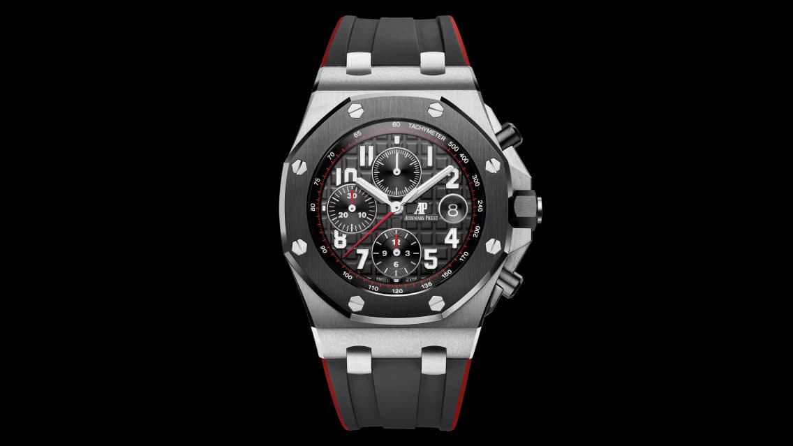 Audemars Piguet Royal Oak Offshore Chronographe Automatique (Ref. 26470SO.OO.A002CA.01