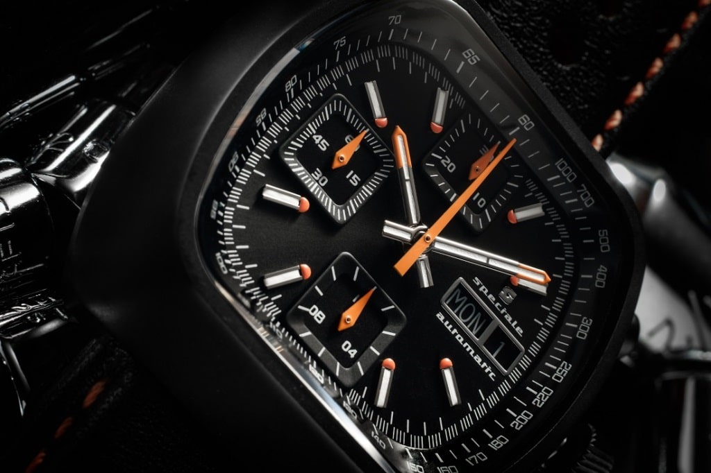 STRATON WATCH Co. Speciale Chronograph