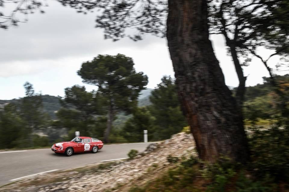 Tour Auto 2018 étape 4, Avignon - Aix en Provence