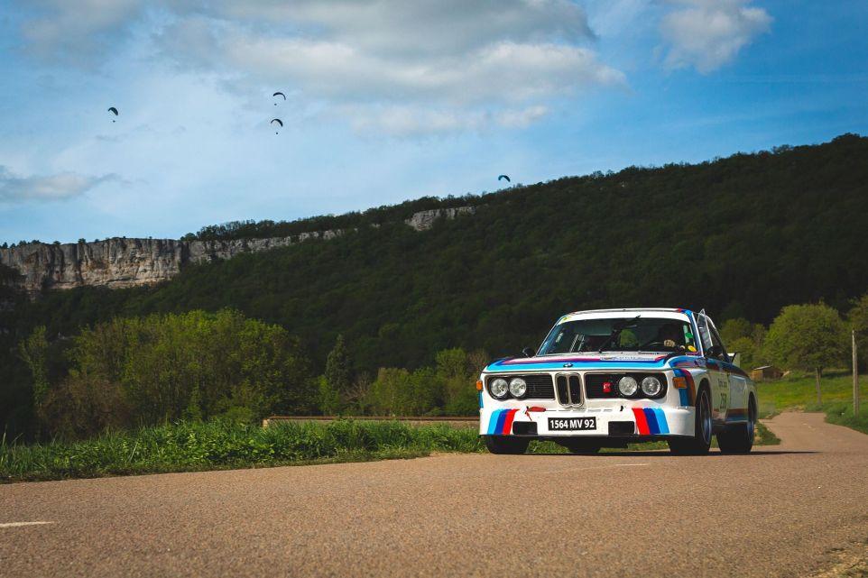 Tour Auto 2018 étape 1, Paris - Besançon