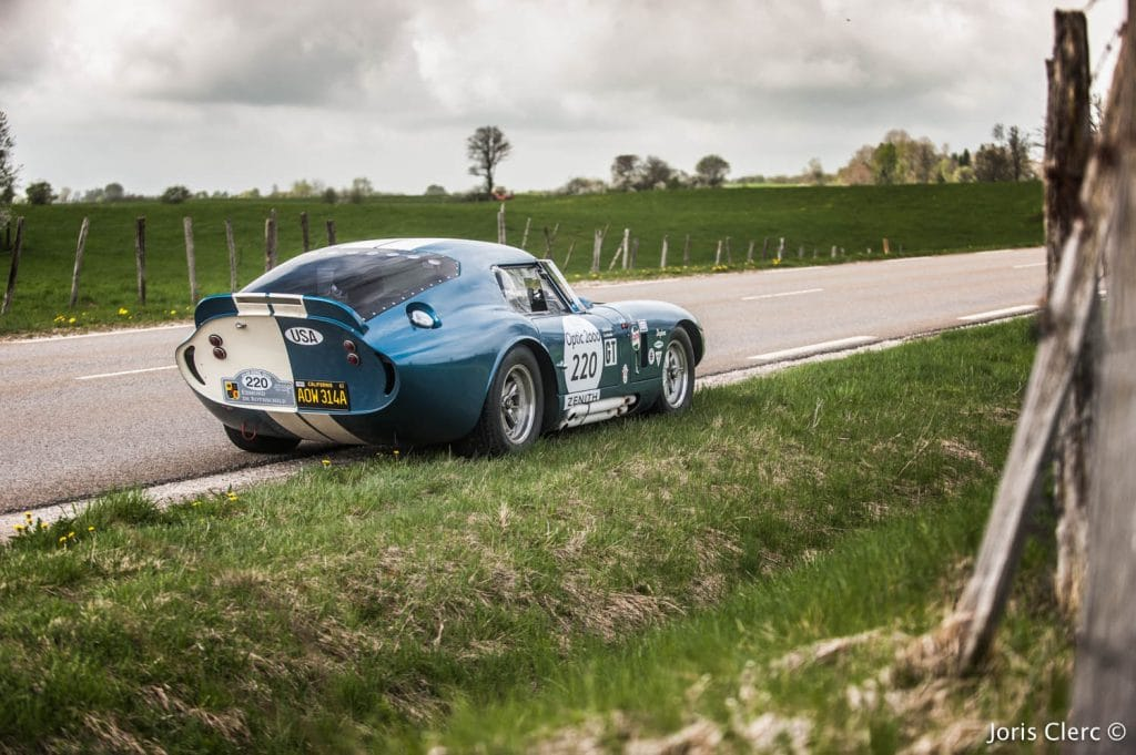 Tour Auto 2018 - Shelby Cobra Daytona CSX2300 - Joris Clerc ©