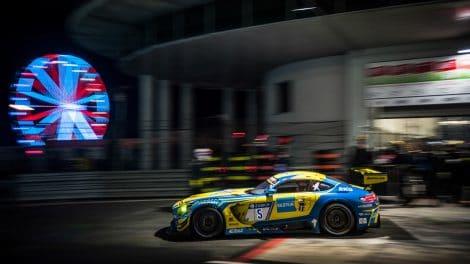 ADAC Zurich 24h-Rennen 2018 - Joris Clerc ©