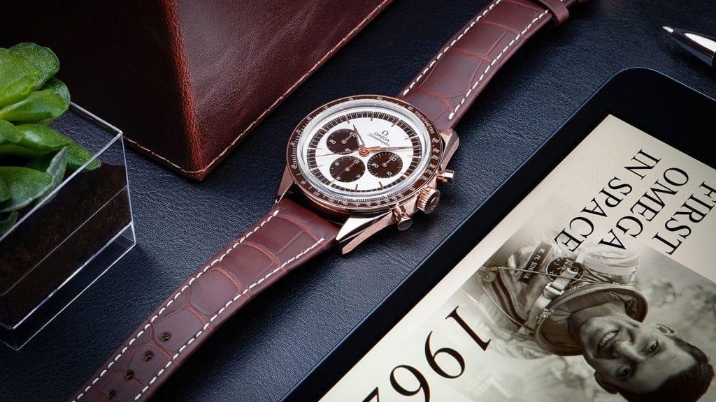 Omega Speedmaster Moonwatch Chronographe 39,7 mm (ref. 311.63.40.30.02.001)