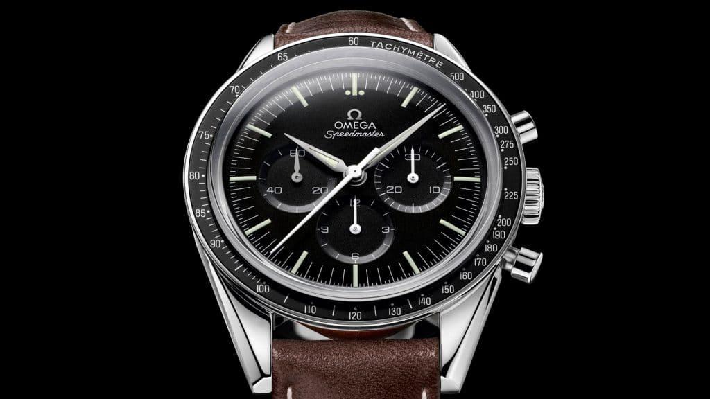 Omega Speedmaster Moonwatch Chronographe 39,7 mm (ref. 311.32.40.30.01.001)