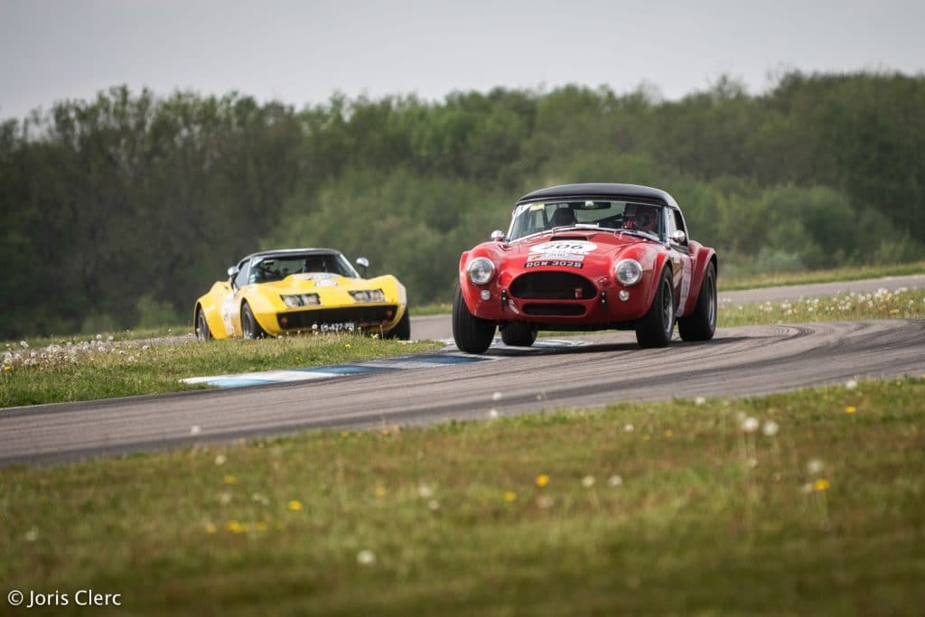 Tour Auto 2018 - Shelby Cobra 289 & Corvette C3 - Joris Clerc ©