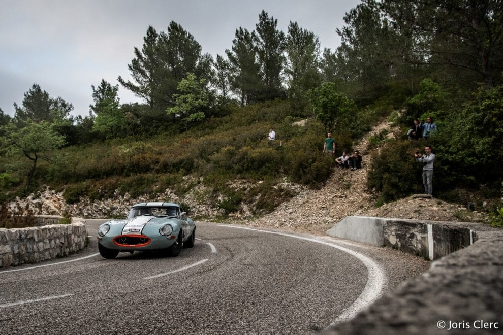Tour Auto 2018 - Jaguar Type-E - Joris Clerc ©
