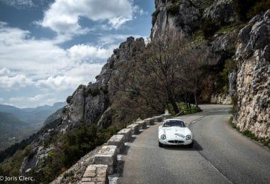 Tour Auto 2018 - Alfa Romeo Giulia TZ - Joris Clerc ©