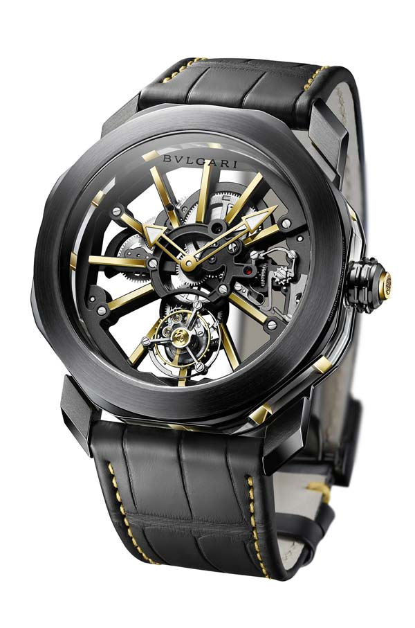 BVLGARI Octo Tourbillon Saphir « Supercars Owners Circle » Edition