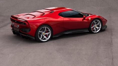 Ferrari One Off SP38