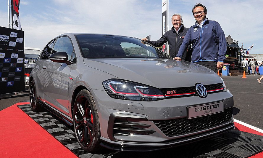 Volkswagen Golf GTI TCR Concept - Zandwoort WTCR 2018