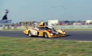 24 Heures du Mans 1978 - Renault-Alpine A442