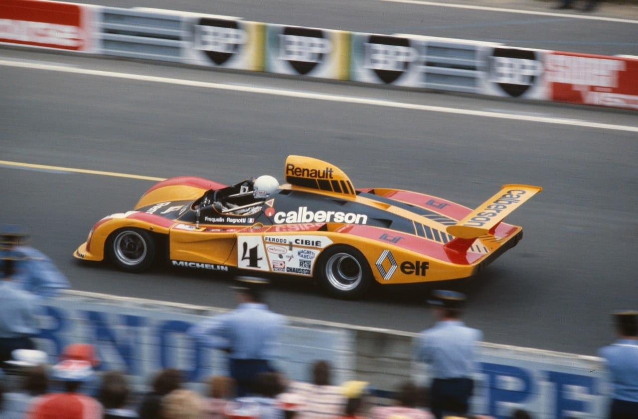 24 Heures du Mans 1978 – Renault-Alpine A442