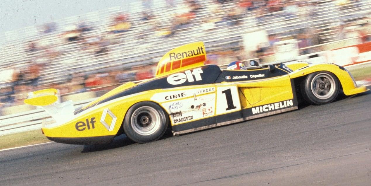 24 Heures du Mans 1978 – Renault-Alpine A443