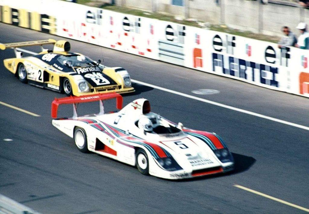 24 Heures du Mans 1978 - Renault-Alpine A442B et Porsche 936/78