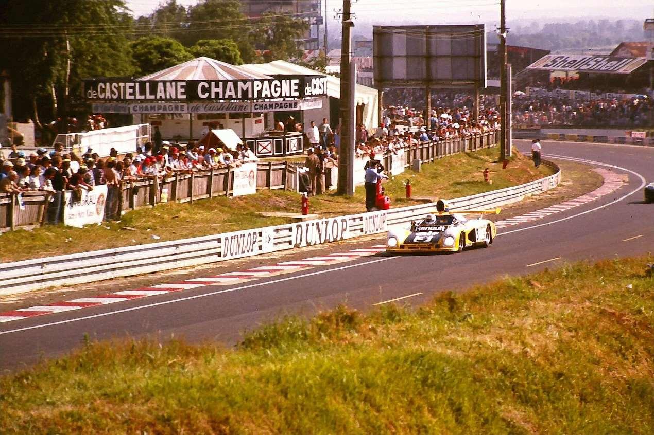 24 Heures du Mans 1978 – Renault-Alpine A442A