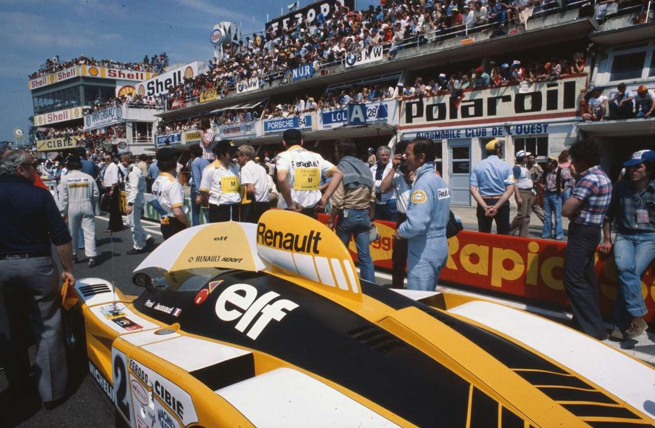 24 Heures du Mans 1978 – Renault-Alpine A442B