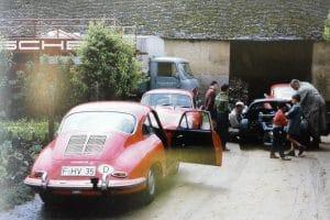 Porsche 24H du Mans - Garage Teloché