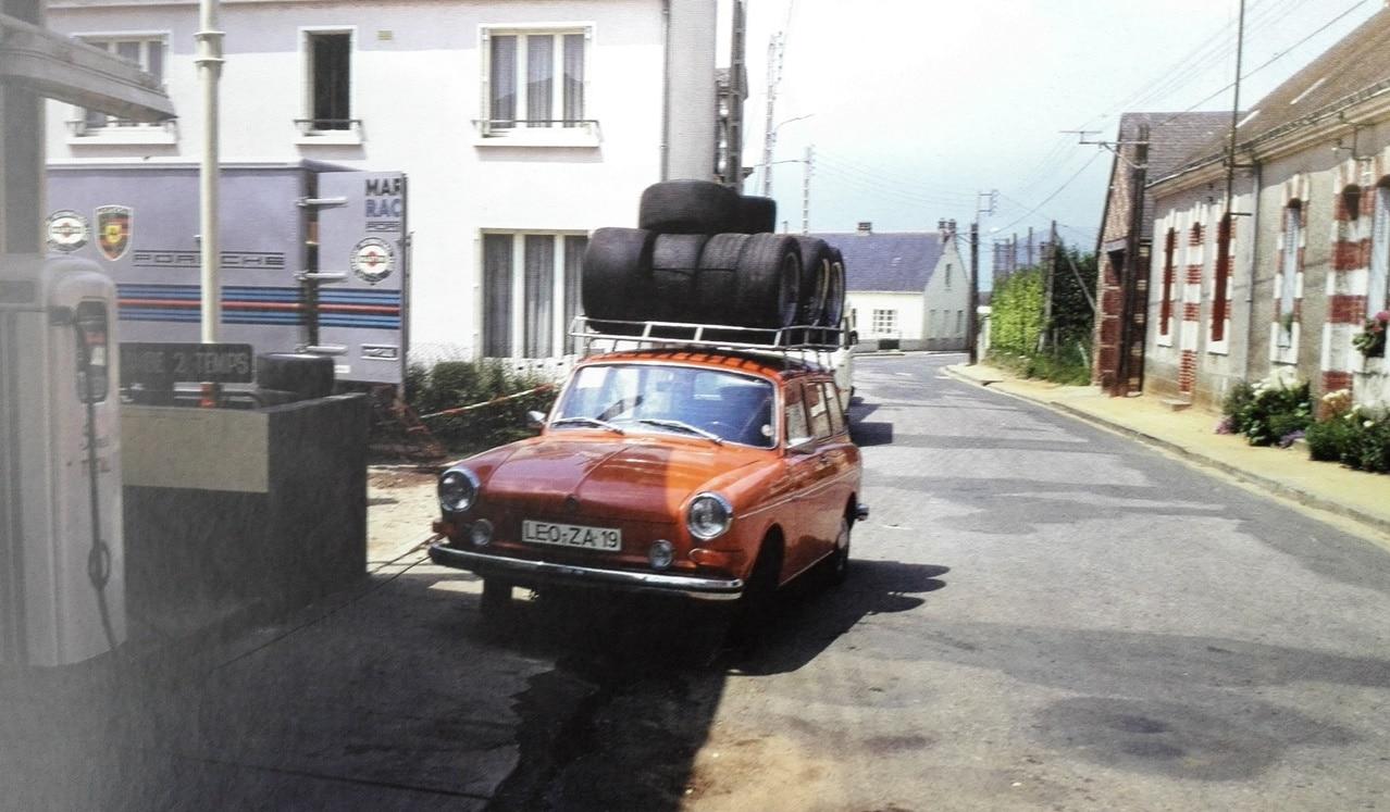 Teloch le garage de l quipe porsche aux 24 heures du mans de 1951 1981 2 me partie - Garage volkswagen le mans ...