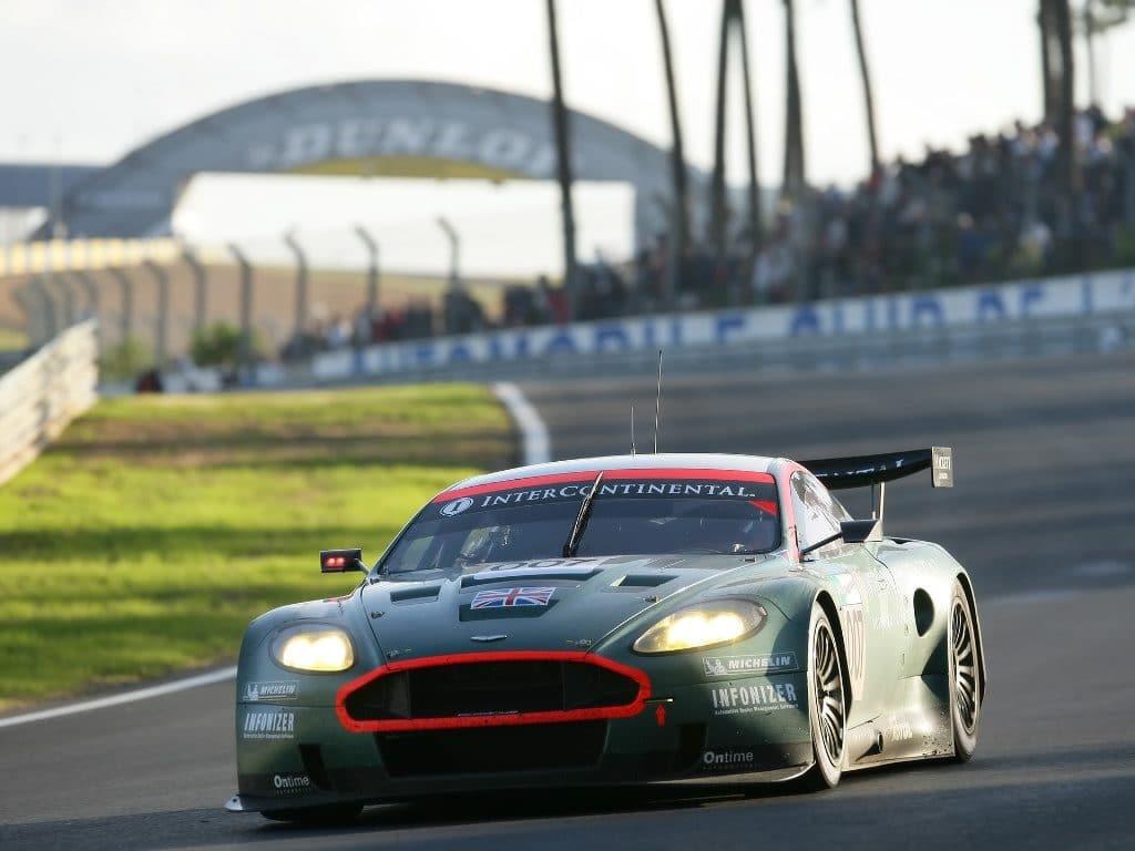 Le Mans Classic 2018 : Global Endurance Legends - Aston Martin DBR9 2007
