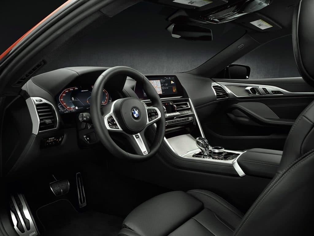 BMW Série 8 Coupé