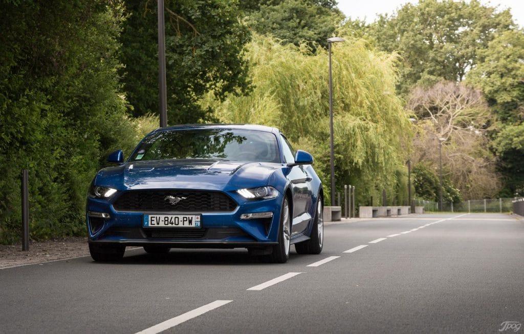 Ford Mustang - Jordan Prot