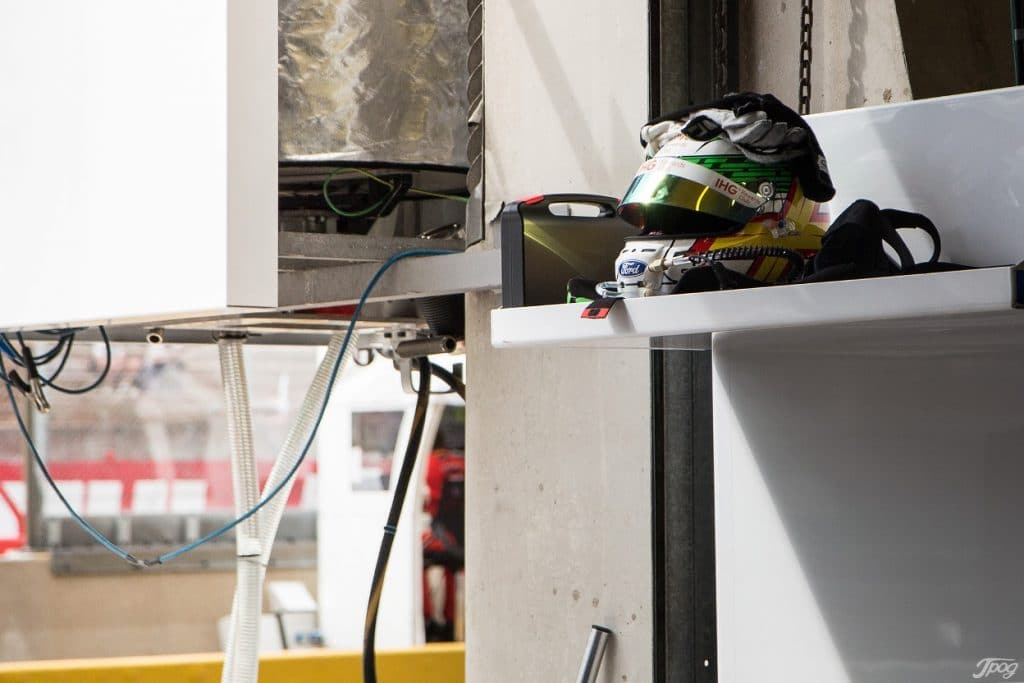 24 Heures du Mans 2018 - Journée test stand Ford