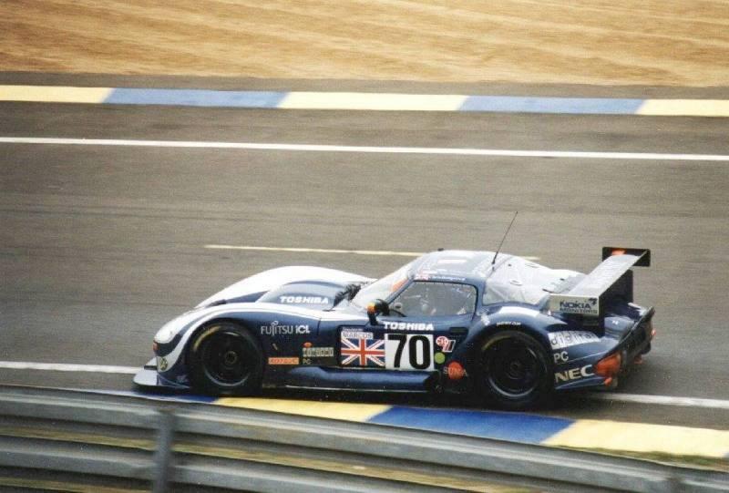 Le Mans Classic 2018 : Global Endurance Legends - Marcos LM600 (1995)