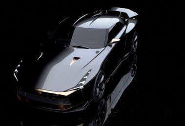 Nissan GT-R50 par Italdesign