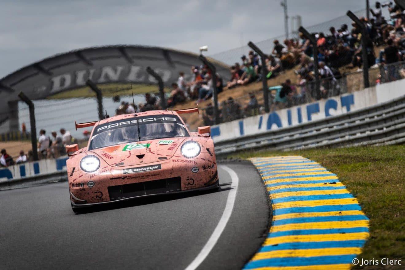 Porsche 911RSR 24H du Mans 2018