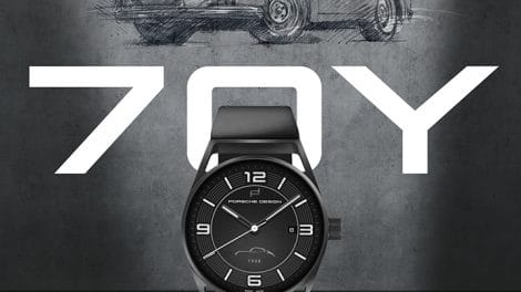 Porsche Design 1919 Datetimer 70Y Sports Car Limited Edition