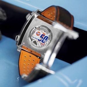 TAG Heuer Monaco Edition Spéciale Gulf 50th - 24H du Mans 2018