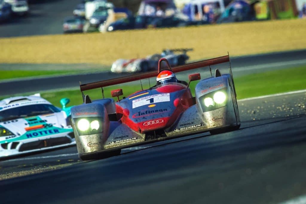 Le Mans Classic 2018 : Global Endurance Legends - Audi R8 LMP 2000