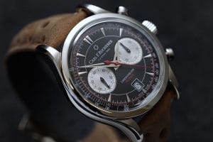 Carl F. Bucherer Manero Flyback (ref. 00.10919.08.33.02)