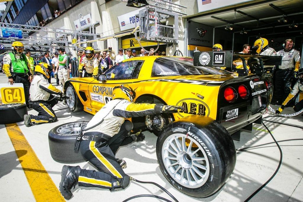 Le Mans Classic 2018 : Global Endurance Legends - Chevrolet Corvette C5R 1999