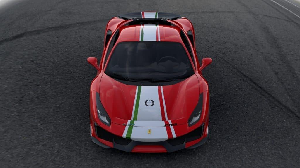 """Ferrari 488 Pista """"Piloti Ferrari"""""""