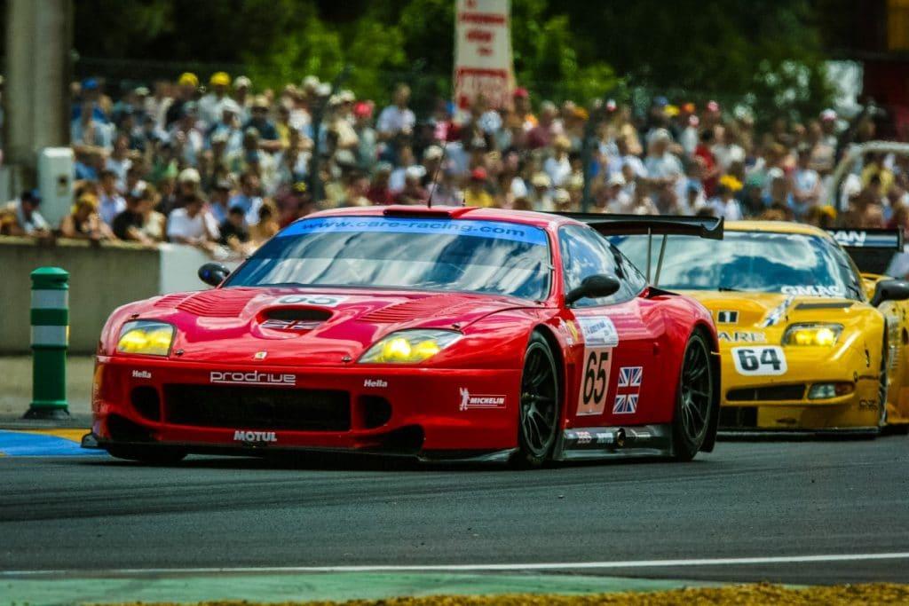 Le Mans Classic 2018 : Global Endurance Legends - Ferrari 550 GT1 (2003)