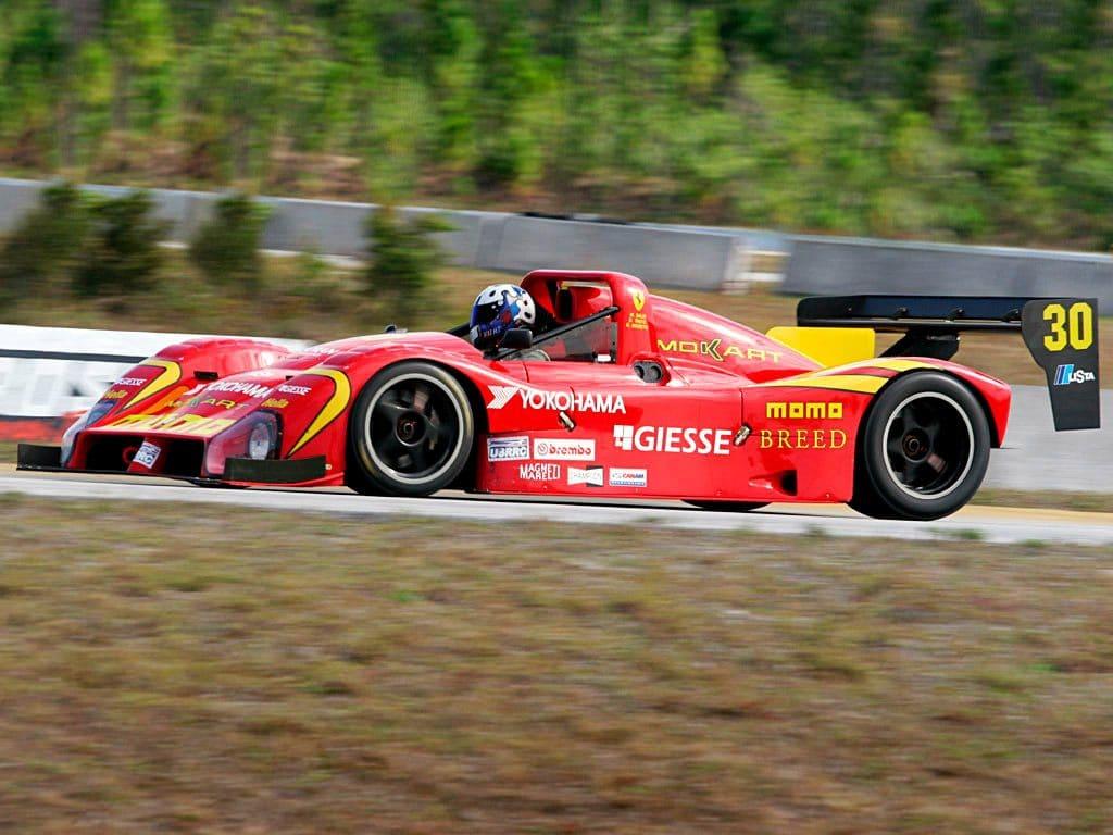 Le Mans Classic 2018 : Global Endurance Legends - Ferrari 333SP (1997)