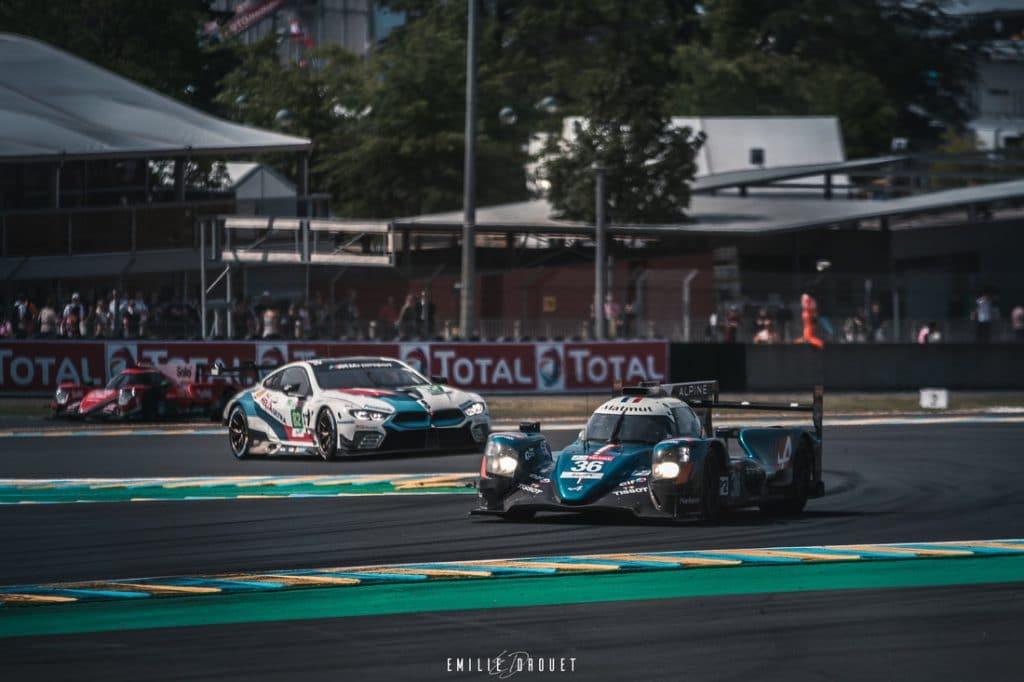 24 Heures du Mans 2018 - journée test - Emilie Drouet