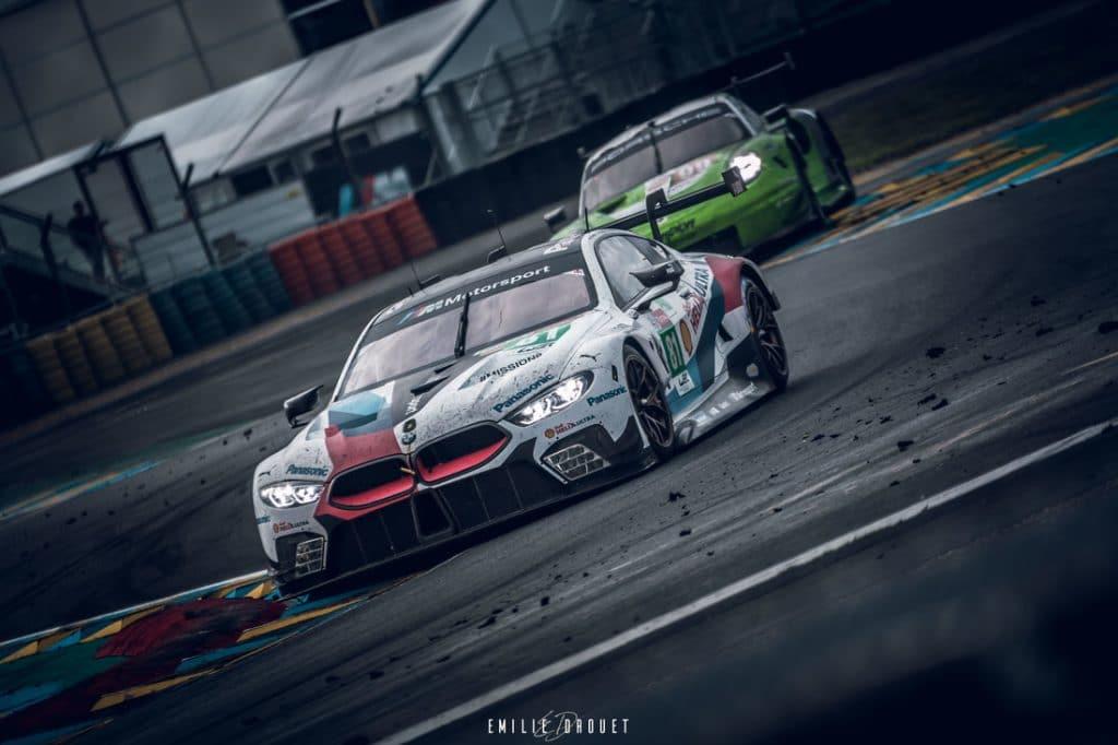 BMW M8 GTE 24H du Mans 2018