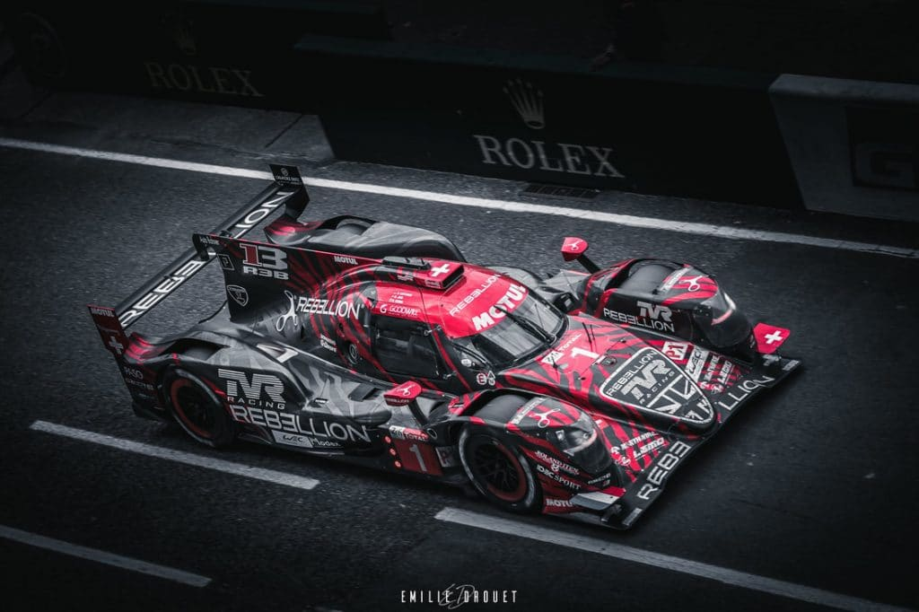 Rebellion R13 24H du Mans 2018