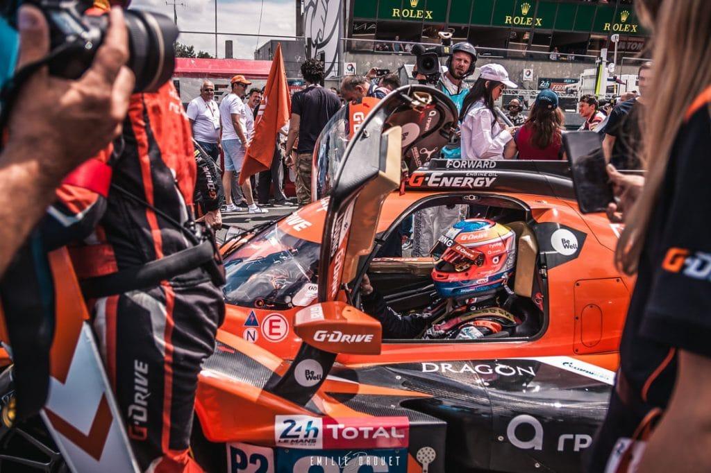 G-Drive Racing 24H du Mans 2018