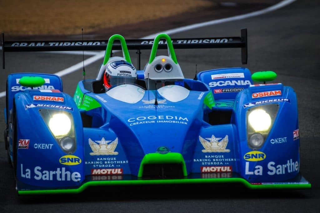 Le Mans Classic 2018 : Global Endurance Legends - Pescarolo LMP1 (2007)