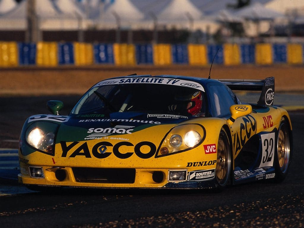 Le Mans Classic 2018 : Global Endurance Legends - Renault Spider V6 GT1 (1996)